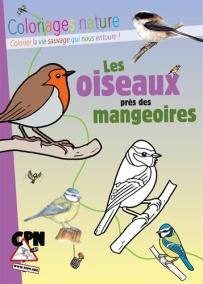 Cahier de jeux oiseaux